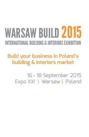 Targi budowlane w Warszawie